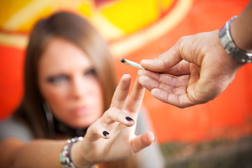 Las Drogas como factor agravante de las Psicosis.